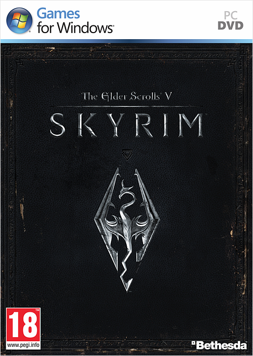 The Elder Scrolls V: Skyrim - logo