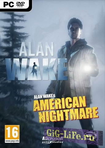 Alan Wake's American Nightmare (2012/PCРусский), RePack от qoob