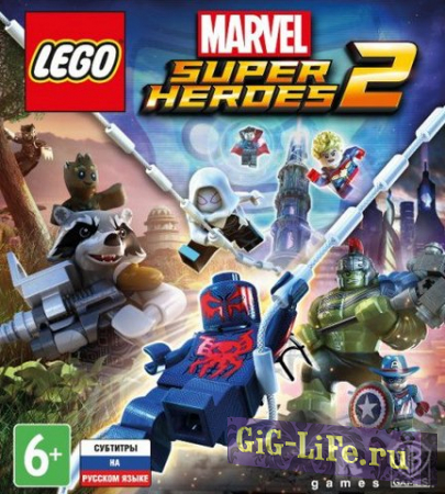 LEGO Marvel Super Heroes 2 [+ 2 DLC] (2017) PC, RePack от qoob