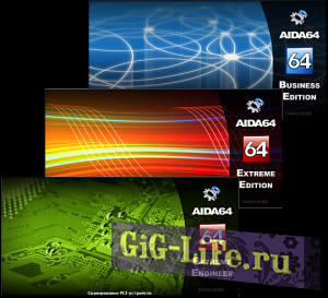 FinalWire AIDA64 / Extreme Edition / Extreme Engineer v3.00.2514 + Business Edition v3.00.2505 Beta Portable (2013)