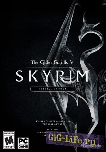 The Elder Scrolls V: Skyrim - Special Edition [v 1.5.23.0.8] (2016) PC