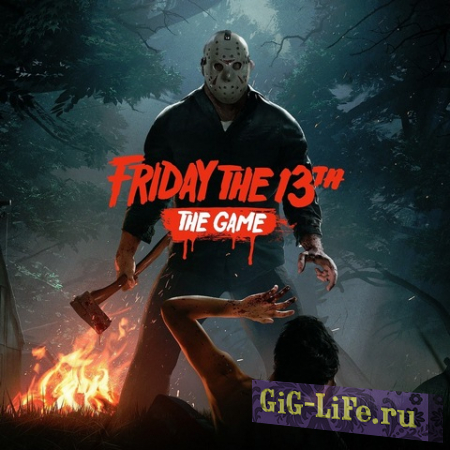 Friday the 13th: The Game (2017/PC/Русский), RePack от qoob / 3.66 GB