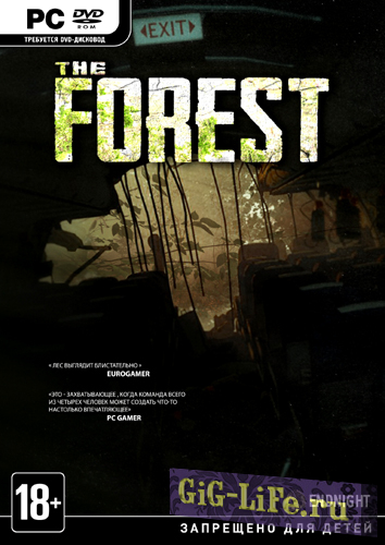 The Forest (2018) PC - RePack от Laan