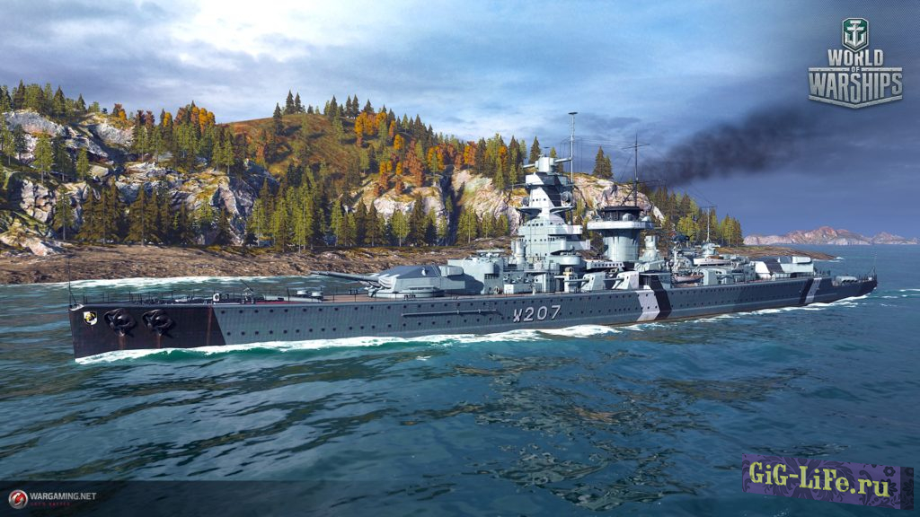 World of Warships выйдет для PS4 и Xbox One, видео о создании обновления 0.7.6