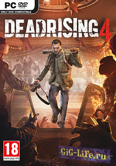 Dead Rising 4 [Update 4 + DLC] (2017/PC/Русский), RePack от xatab