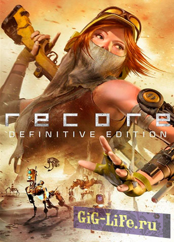 ReCore: Definitive Edition (2017/PC/Русский), RePack от xatab