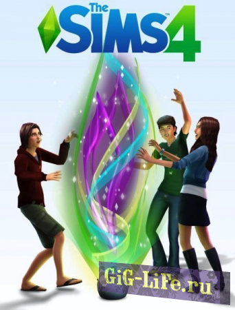 The Sims 4: Deluxe Edition со всеми дополнениями PC | RePack от xatab