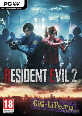 Resident Evil 2 / Biohazard RE:2 - Deluxe Edition (2019) PC