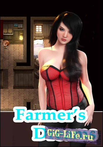 Мечты фермера / Farmers Dreams (v.R13 Rus / v.R14 Eng + Evelyns Gift + CG + Walkthrough) (2018) {Rus/Eng} [RPGM]